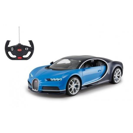 RC Bugatti Chiron 1:14 - 40MHz - blauw