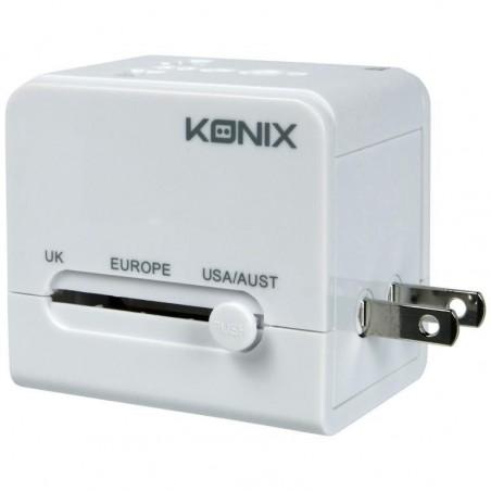 Konix - reisstekker
