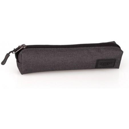 Etui - Polyester - Rond - El Charro Grey - Unisex - 20 cm - Grijs