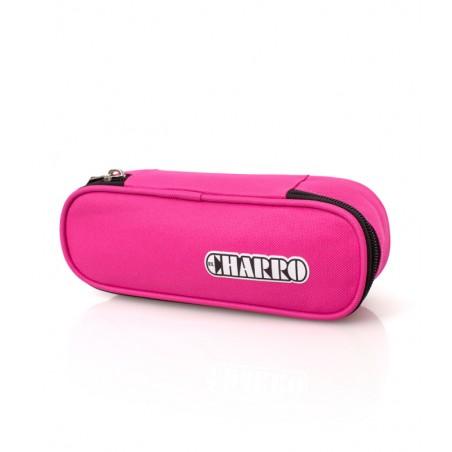 El Charro - Etui Ovaal - Roze - 22 cm