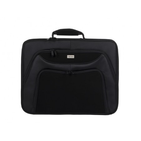 Natec Sheepdog - Laptoptas - 19 inch - Zwart