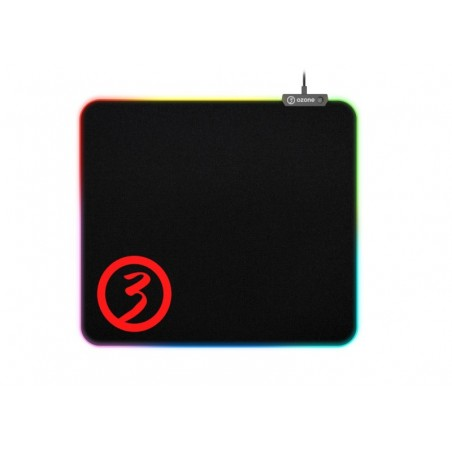 Ozone Ground Level Pro Spectra- Professional RGB Gaming Mousepad