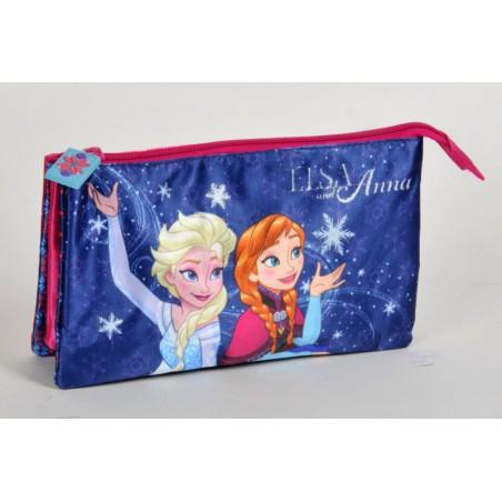 Frozen - Etui - 3 Ritsen - voor Meisjes - 22 cm