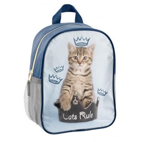 Rachael Hale - Royal Kitten - Rugzak - 28 cm - Blauw