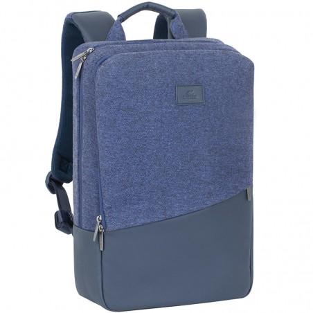 RivaCase 7960 - Laptop Rugzak MacBook Pro en Laptops 15.6 inch - Blauw