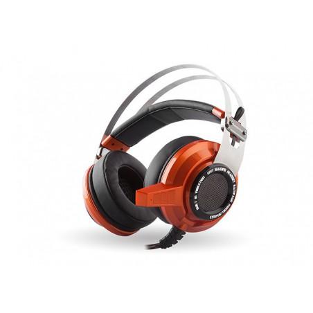 Rampage 7.1 Gaming headset SN-RW3 met led verlichting en vibratie modus