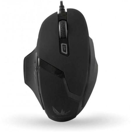 Rampage Gaming Muis SMX R7 - 4000 DPI - Zwart