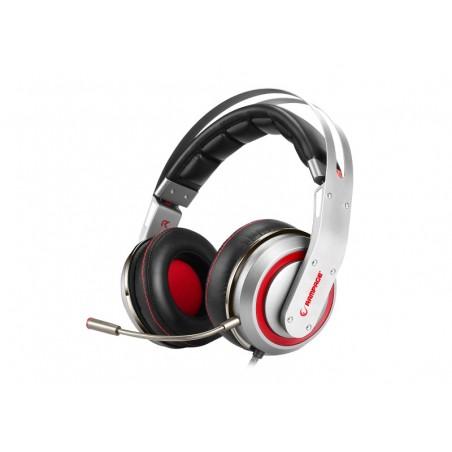 Rampage Snopy Gaming Headset SN-RW5 Hydra -7.1 Surround - Zilver - USB