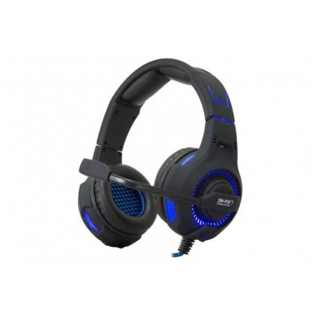 Rampage Snopy Gaming Headset SN-RW7 - Zwart