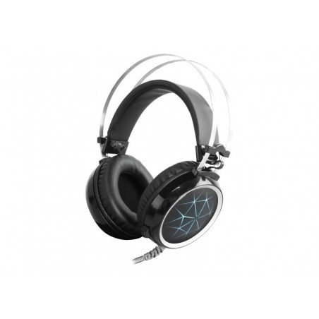 Rampage Snopy Gaming Headset SN-RX5- Zwart-USB 2mm 3.5mm