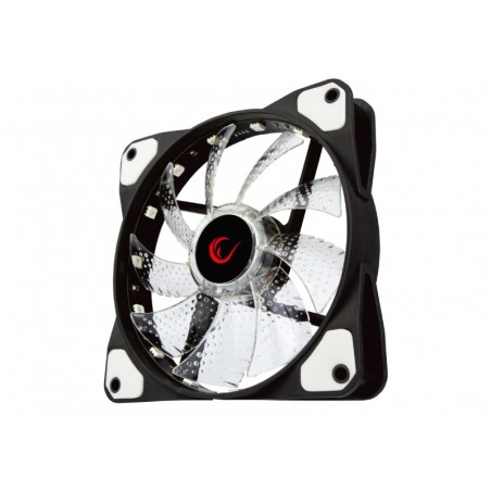 Rampage JBT-15 Case Fan met 15 kleuren RGB verlichting